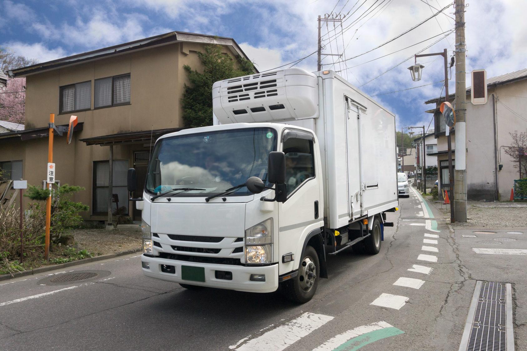配送 トラック